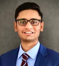 Patel, Raj Headshot